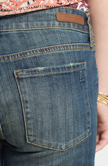 Alternate Image 3  - Articles of Society 'Nancy' Denim Bermuda Shorts (Juniors)