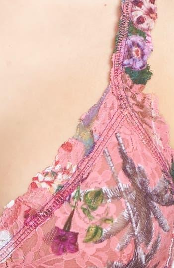Alternate Image 5  - Hanky Panky 'Mai Tai' Crossover Lace Bralette