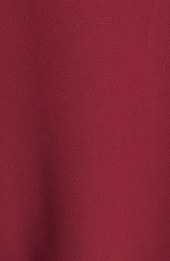 Alternate Image 3  - Haute Society Chiffon Shirt (Juniors)