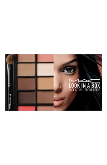 M·A·C 'Look in a Box - All About Beige' Kit,                             Alternate thumbnail 3, color,