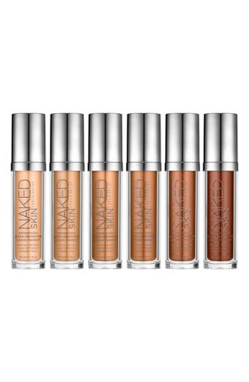 Alternate Image 2  - Urban Decay Naked Skin Weightless Ultra Definition Liquid Makeup