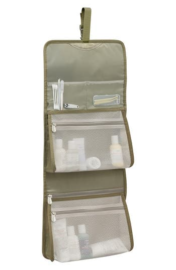 Alternate Image 2  - Briggs & Riley Baseline Deluxe Hanging Toiletry Kit
