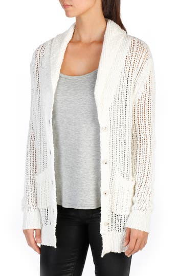 PAIGE Aimee Cotton Cardigan