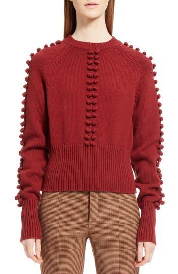 Chloé Bobble Knit Sweater