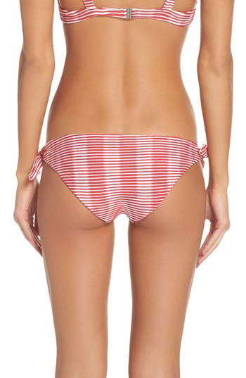 Solid & Striped Jane Side Tie Bikini Bottoms