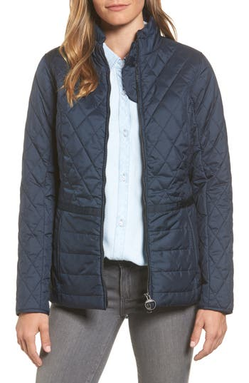 Barbour Water Resistant Quilted Jacket