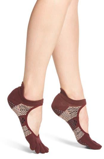 ToeSox Half Toe Grip Socks