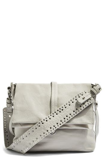 Topshop Premium Leather Studde..