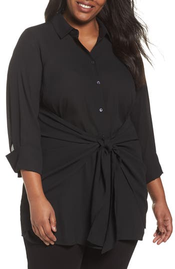 Foxcroft Serena Knotted Cr..