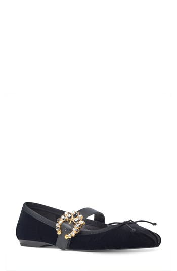 Xandi Mary Jane Flat NINE WEST