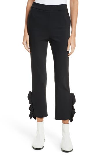 Opening Ceremony William Ruffle Hem Pants