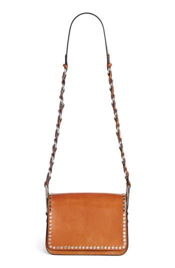 Isabel Marant Calibar Studded Crossbody Bag