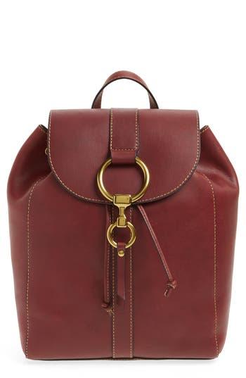 Frye Ilana Harness Leather Backpack