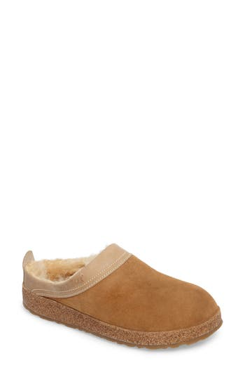 Haflinger Snowbird Genuine Shearling Slipper (Women)