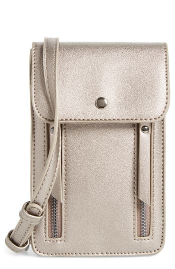 BP. Zipper Phone Crossbody Bag
