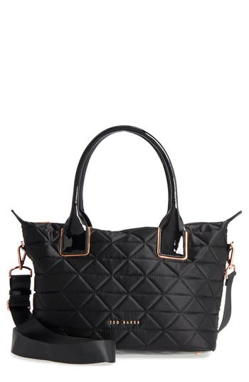 Ted Baker London Herlia Small Quilted Tote
