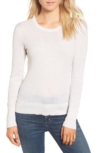 James Perse Cotton Crewneck Sweater