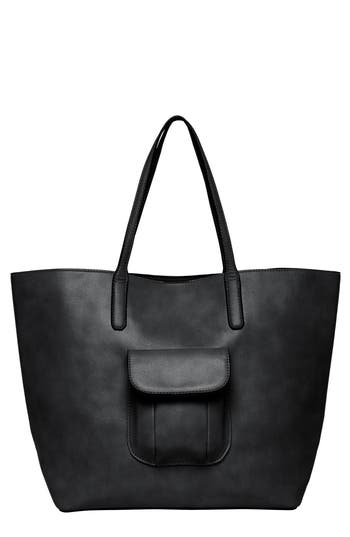 Wild Girl Vegan Leather Tote