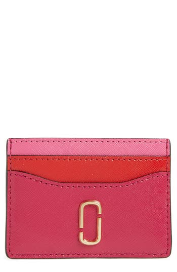 MARC JACOBS Snapshot Leather C..