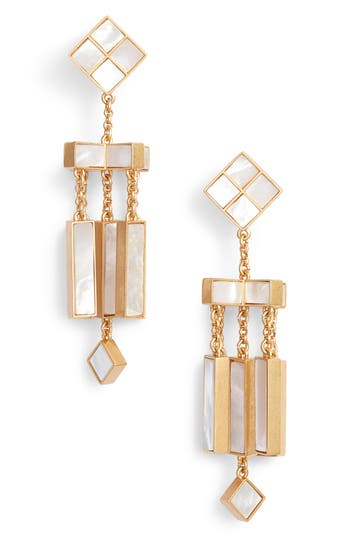 Mobile Earrings by Tory Burch