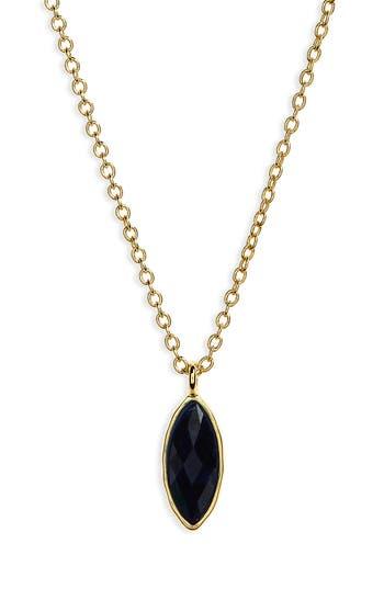 Palisades Adjustable Charm Necklace by Gorjana