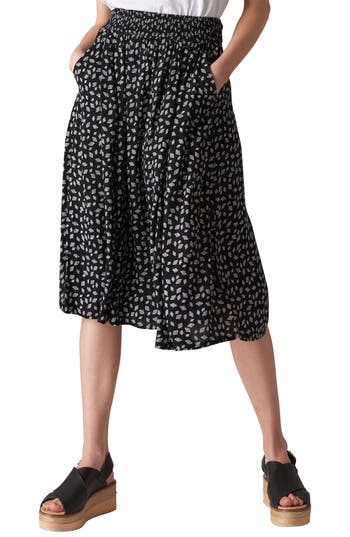 Gobi Print Skirt by Whistles