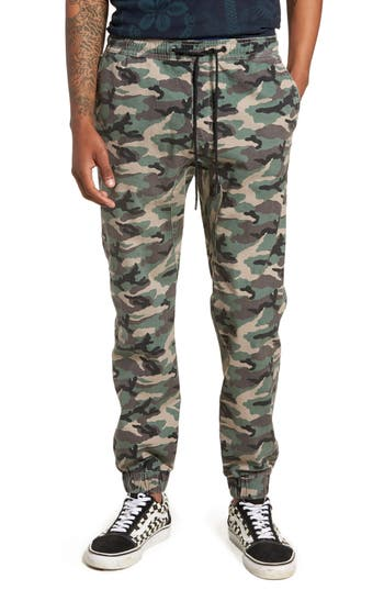 Print Jogger Pants by The Rail