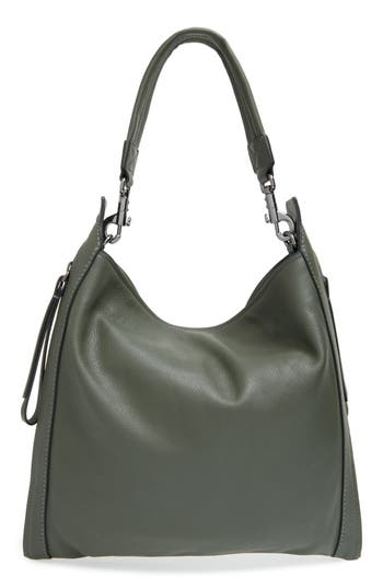 Alternate Image 3  - MARC BY MARC JACOBS 'Zip That' Suede & Leather Hobo