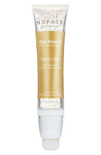Alternate Image 3  - NuFACE® Gel Primer 24K Gold Complex Brighten