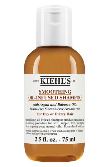 Alternate Image 2  - Kiehl's Since 1851 Smoothing Oil-Infused Shampoo