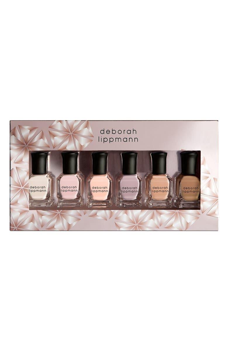 Deborah Lippmann \'Undressed\' Nail Polish Set ($72 Value) | Nordstrom