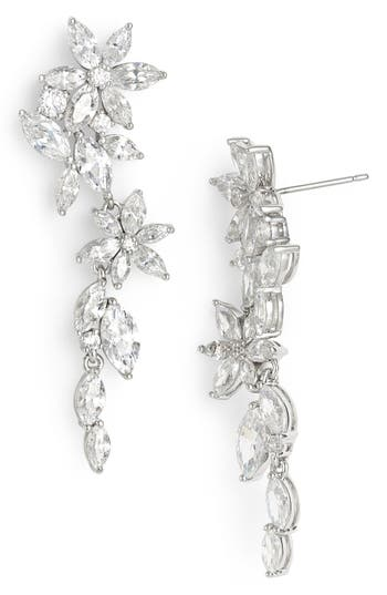 boho-crystal-chandelier-earrings by nadri