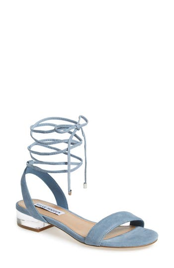 Steve Madden 'Carolyn' Lace-Up Sandal (Women)