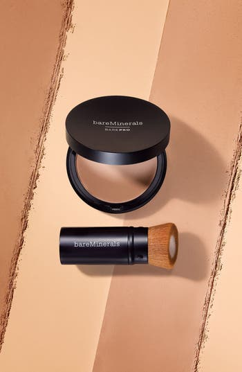 Alternate Image 6  - bareMinerals® barePro™ Performance Wear Powder Foundation