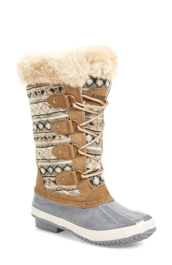 Khombu Andie Waterproof Boot (Women)