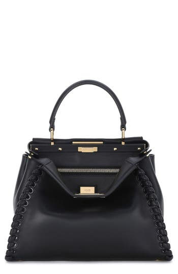 Fendi Medium Peekaboo Whipstit..