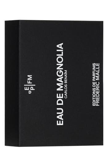 Alternate Image 2  - Editions de Parfums Frédéric Malle Eau de Magnolia Fragrance Travel Spray Trio