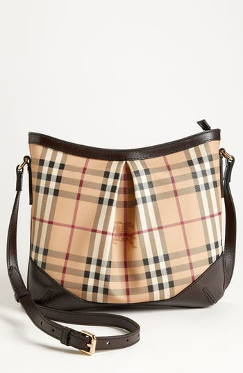 Burberry 'Haymarket Check' Crossbody Bag | Nordstrom