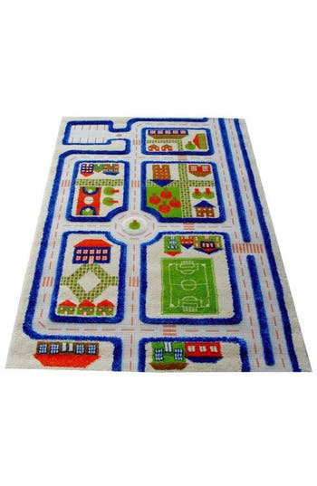 Luca And Co Traffic Play Rug Nordstrom