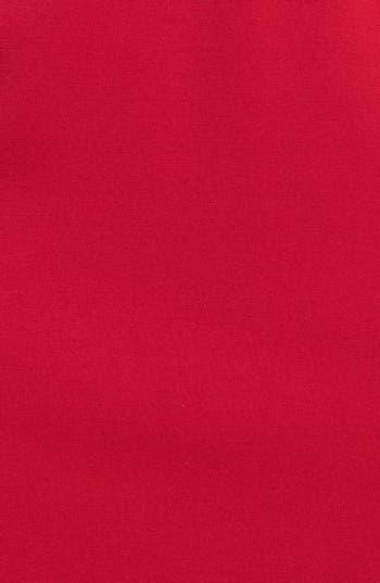 Alternate Image 3  - Calvin Klein Cap Sleeve Peplum Sheath Dress (Online Only)