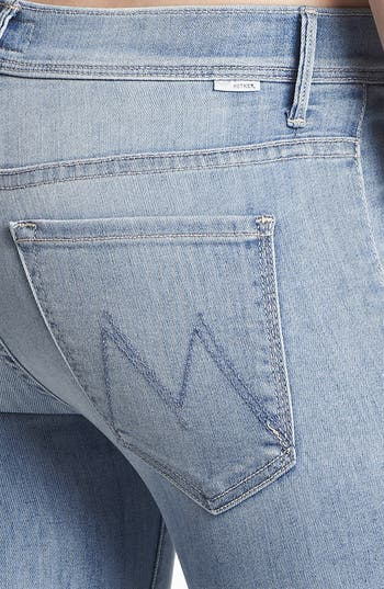 Alternate Image 3  - MOTHER 'The Daydreamer' Skinny Flare Leg Jeans (The Welcome)