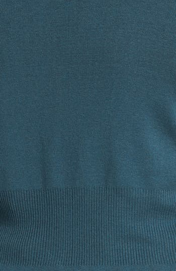 Alternate Image 3  - NIC + ZOE 'Back of the Chair' Cardigan (Plus Size)