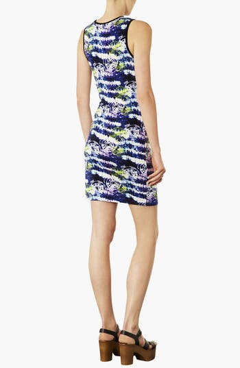 Alternate Image 2  - Topshop 'X-Ray' Body-Con Dress
