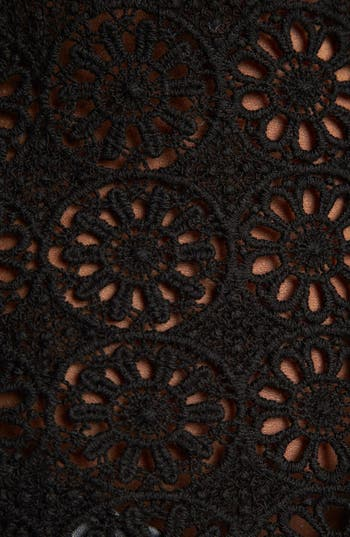 Alternate Image 3  - ASTR Lace Tee