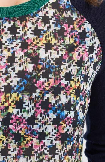 Alternate Image 3  - Erdem Raglan Sleeve Sweater