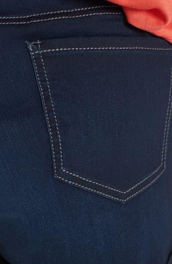 Alternate Image 3  - STS Blue High Waist Denim Shorts (Juniors)