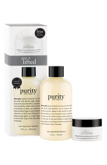 Alternate Image 2  - philosophy 'purity made simple & full of promise' duo (Limited Edition) ($48 Value)