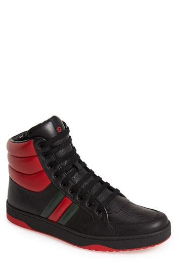 Gucci Ronnie High Top Sneaker Men Nordstrom