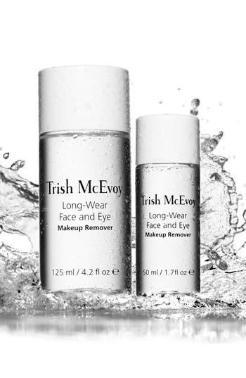 Alternate Image 2  - Trish McEvoy Long-Wear Face & Eye Makeup Remover