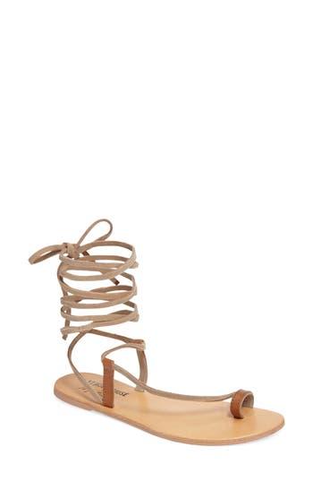 Amuse Society x Matisse Getaway Wraparound Sandal (Women)